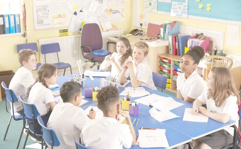 danish classroom